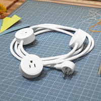 Pod Power - 9-ft. extension cord + 3 outlets | Quirky
