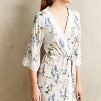 Perennial Garden Robe by Eloise Light Grey