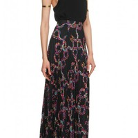 Mara Hoffman | Pleated Maxi Skirt
