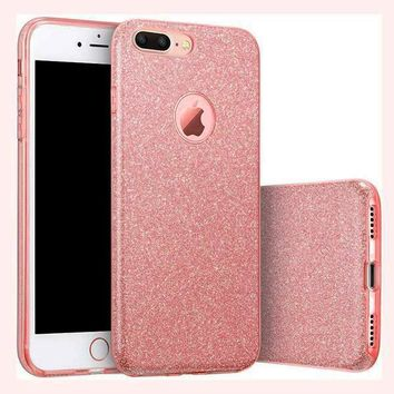 Sparkle Shinning Glitter Cases for iPhone 6 7 7Plus