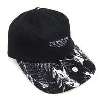 Quiet Life: Flora Polo Hat - Black