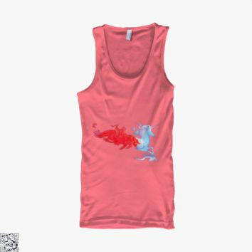 Driven By Fire, Horse Tank Top