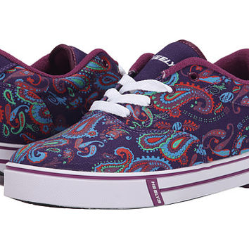 Heelys Launch (Little Kid/Big Kid/Adult) Purple/Paisley - Zappos.com Free Shipping BOTH Ways
