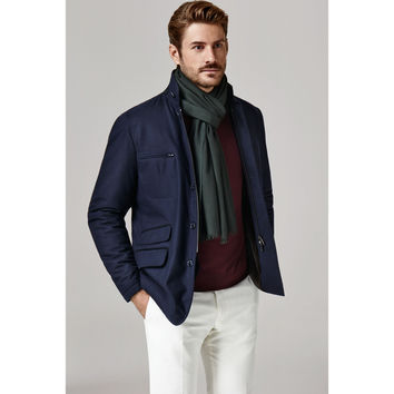 yorkshire the gift of kings® rain system® wool with mink | Loro Piana