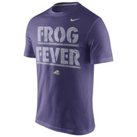 TCU Horned Frogs Nike Game Day Crew T-Shirt – Purple