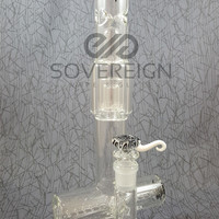 Titan B17 Water Pipe by Bent Glass Works