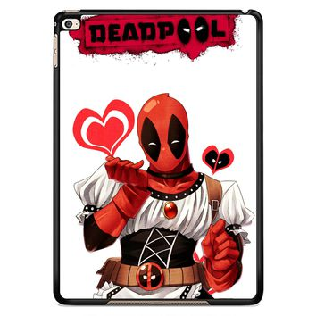 Deadpool Cute Pose L0994 iPad Air 2  Case