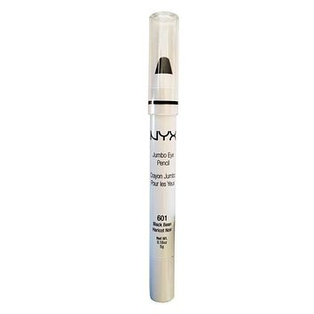 NYX Crayon Jumbo Eye Pencil Shadow - 601 Black Bean