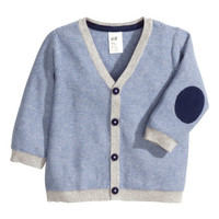 Cotton Cardigan - from H&M