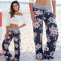 Hot Sale Stylish Print Pants [179839303706]