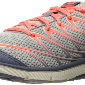 Merrell Women's Bare Access Arc 4 Trail Running Shoe Sleet/Vibrant Coral 8 B(M) US '