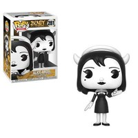 Alice Angel Funko Pop! Games Bendy and the Ink Machine