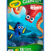 Crayola Disney Pixar Finding Dory Giant Coloring Pages
