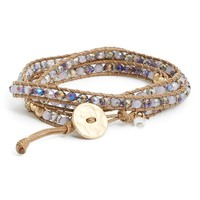 Women's Lonna & Lilly Long Beaded Wrap Bracelet