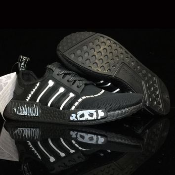 Adidas NMD R1 Boost x Mastermind Japan£¨MMJ£©Fashion Trending Sneakers Running Sports Sh