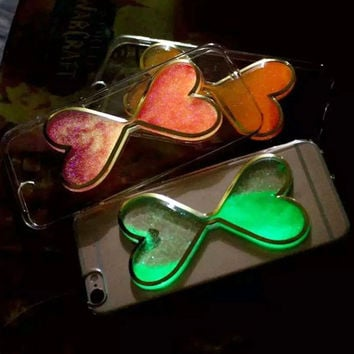Glow In The Darkness Sands Hourglass Case