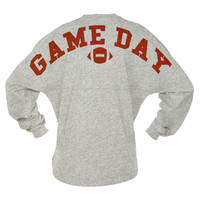 Game Day Football Textured Spirit Jersey