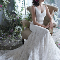 Bridal Gowns, Wedding Dresses by Tara Keely - Style tk2304