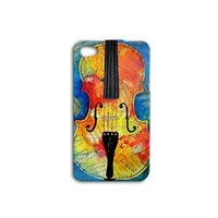Amazing Music Violin Cute Artistic Phone Case Cover iPhone Cool Instrument Art