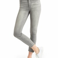Super high rise true skinny crop jeans | Gap