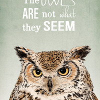 Twin Peaks - The Owls Are Not What They Seem