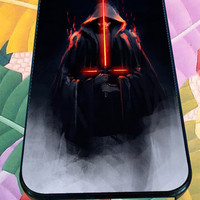Star Wars The Force Awakens villain for iPhone 4/4s/5/5S/5C/6, Samsung S3/S4/S5 Unique Case *95*