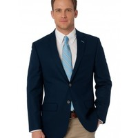 CHARLESTON NAVY SPORT COATStyle: 1201