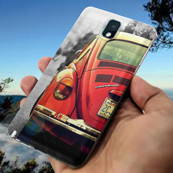 VW Beetle Case For iPhone 4/4s, iPhone 5/5s/5c, Galaxy S3/S4/S5, Galaxy Note 1/2/3, Htc One X/M7