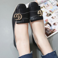 GUCCI Fashion Casual Single shoes