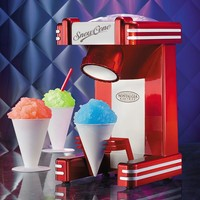 Nostalgia Electrics Snow Cone Maker (Red)