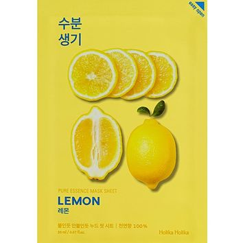 Holika Holika Lemon Face Mask