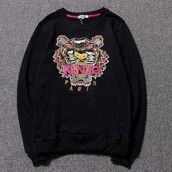 ONETOW Trendsetter Kenzo Women Man Fashion Sport Casual Top Sweater Pullover