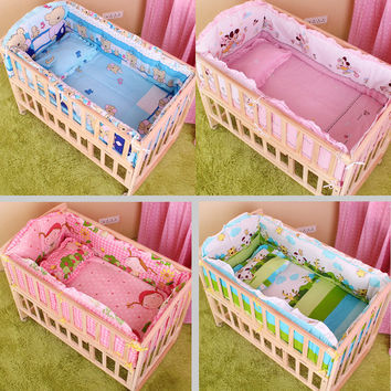 how to set up crib for newborn