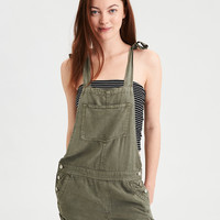 AE Tomgirl Overall Short , Olive
