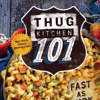 Thug Kitchen 101: Fast as F*ck Hardcover – October 11, 2016