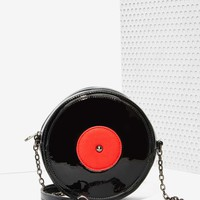 Nasty Gal x Nila Anthony Spin Me Round Crossbody Bag