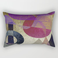 Abstraction 02 #society6 #buyart #decor Rectangular Pillow by mirimo