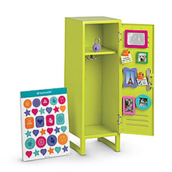American Girl® Furniture: School Locker Set