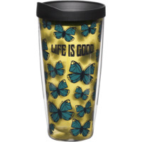 Large Hot/Cold Tumbler|Life is good