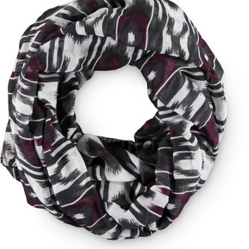 Empyre Desda Blackberry Tribal Infinity Scarf