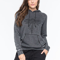 Volcom In Love Womens Hoodie Black  In Sizes