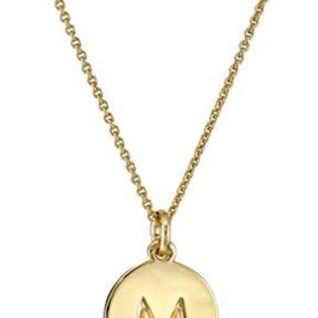 Kate Spade New York Kate Spade Pendants M Pendant Necklace, 18""