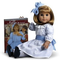 American Girl Nellie Doll & Paperback Book