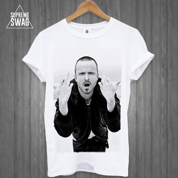 Mens swag hipster T-SHIRT new FRESH Breaking Bad OFWGKTA dope cool Jesse Pinkman
