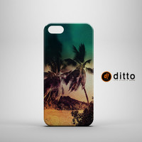 PALMS IN HAWAII Design Custom Case by ditto! for iPhone 6 6 Plus iPhone 5 5s 5c iPhone 4 4s Samsung Galaxy s3 s4 & s5 and Note 2 3 4