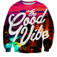 The Good Vibes Crewneck