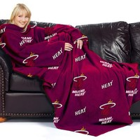 NBA Comfy Throw Repeat Design