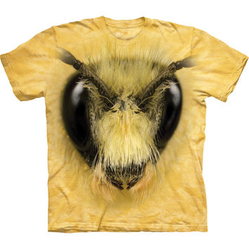 Bee Head Kids T-Shirt