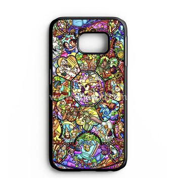 Disney Castle Paintings Thomas Kinkade Samsung Galaxy Note 7 Case | aneend