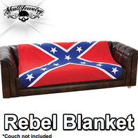 "Rebel Blanket 50"" x 60"""